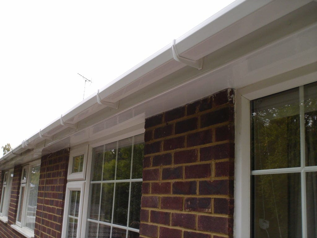 Cost To Install Fascia And Soffit Boards Updated Prices