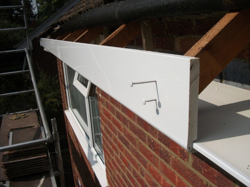What Is The Cost To Replace Fascia And Soffits With Plastic