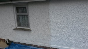 Masonry Paint To Exterior Wall