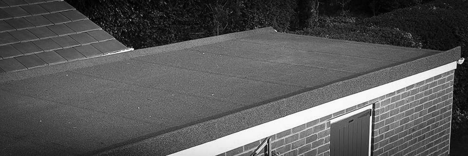 Flat Roof On Garage