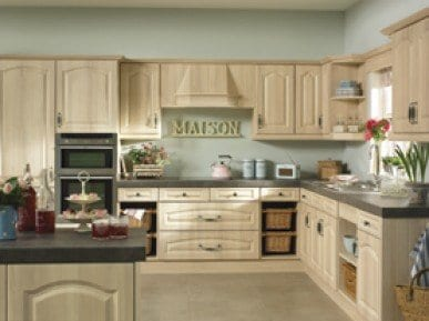 average cost price to install new kitchen cupboard doors