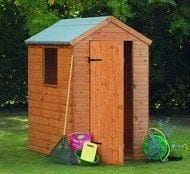 Garden shed installation cost calculator