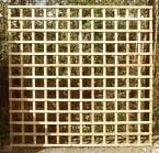 trellis fence panel