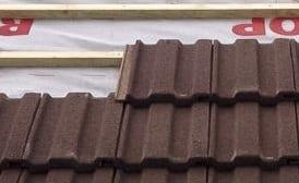Redland 49 roof tiles and felt