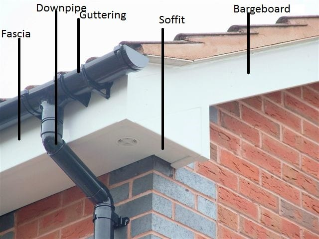 Cost To Cap Over Roof Fascia Boards
