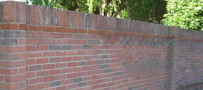 How Much Per Metre To Build A Brick Wall