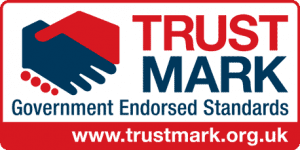 Rated People are Trustmark Endorsed