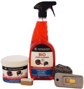 Oven cleaning chemical and cleaning kit price