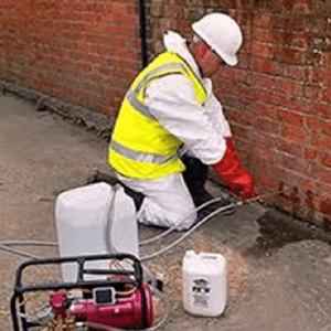Damp proof cost