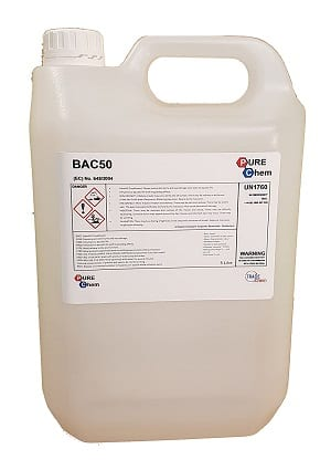 Best chemical to treat roof moss