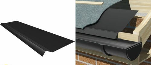Roof eaves photos