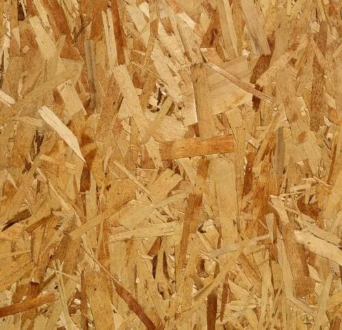 OSB decking for rubber roofs