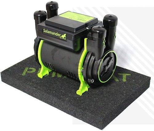 Anti vibration pump mat